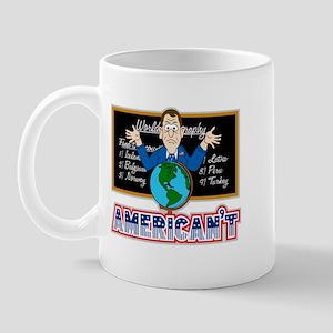 American't Mug