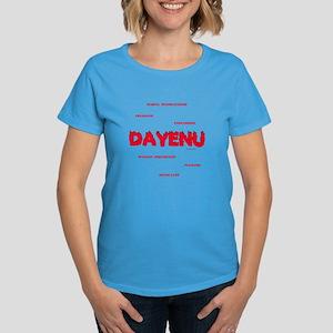 Dayenu Passover Women's Dark T-Shirt
