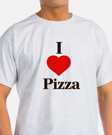 I Heart Pizza T-Shirt