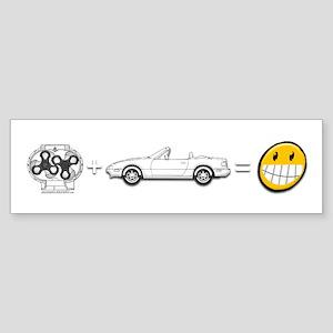 Supercharger fun Sticker (Bumper)