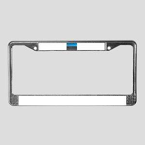 ReagansMom.Com LLC License Plate Frame