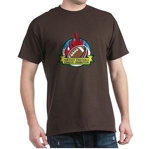 254431fd9 Fantasy Football Champion T-Shirts - CafePress
