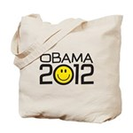 Smiley Face 2012 Tote Bag