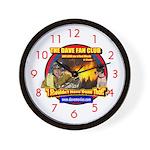 Dave & Charlie Wall Clock