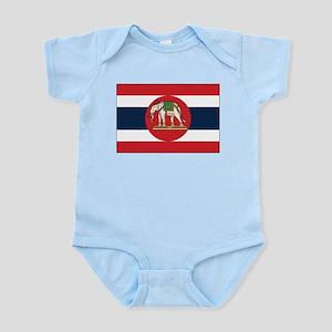 Thailand Naval Ensign Infant Bodysuit