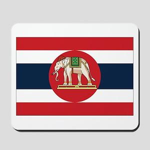 Thailand Naval Ensign Mousepad