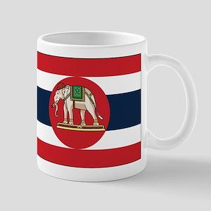 Thailand Naval Ensign Mug