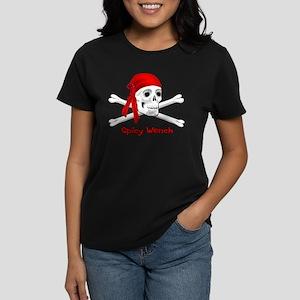 Spicy Wench Women's Dark T-Shirt