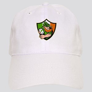 Irish leprechaun rugby Cap