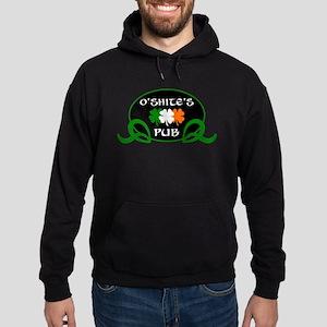O'Shite's Pub Hoodie (dark)