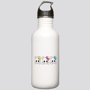 Skulls a Many Stainless Water Bottle 1.0L