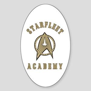 Starfleet Academy Sticker (Oval)