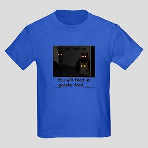 Gooshy Food Kids Dark T-Shirt