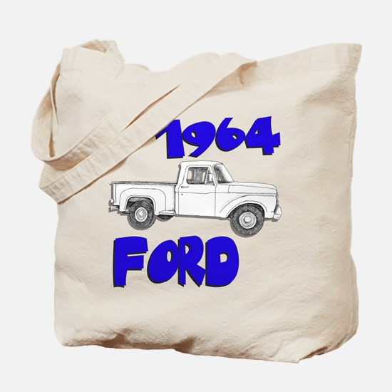 1964 Ford Truck Tote Bag