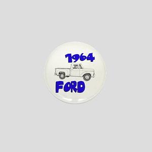 1964 Ford Truck Mini Button