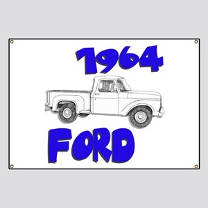 1964 Ford Truck Banner