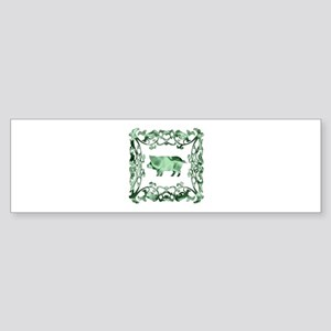 Pig Sticker (Bumper)