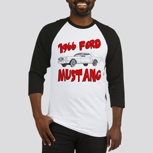 1966 Ford Mustang Baseball Jersey