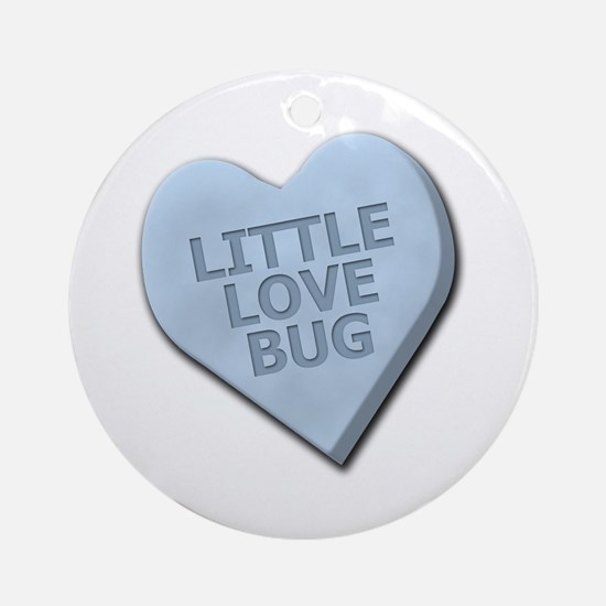 Sweet Hearts Ornament (Round)