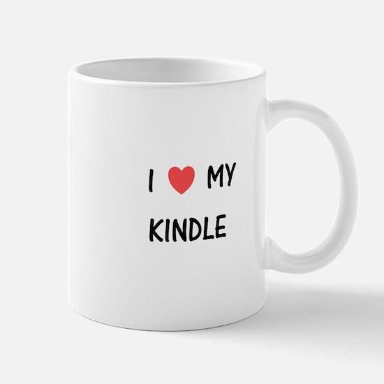 Cute Kindle Mug