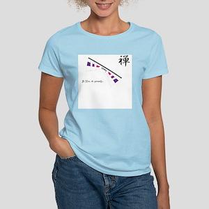 B-Zen (PURPLE) Women's T-Shirt