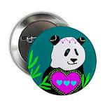 "Panda 2.25"" Button (10 pack)"