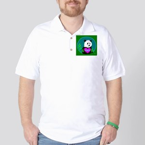 Panda Golf Shirt