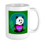 Panda Large Mug