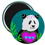 """Panda 2.25"""" Magnet (10 pack)"""