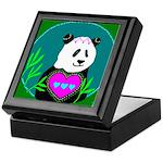 Panda Keepsake Box