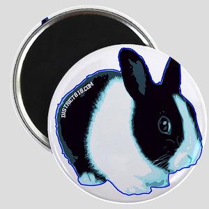 """RABBIT 2.25"""" Magnet (10 pack)"""