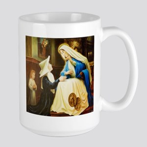 St.Catherine Laboure Large Mug