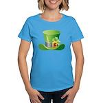 St. Patrick's Day Women's Dark T-Shirt