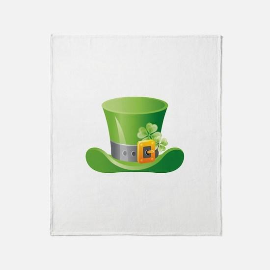 St. Patrick's Day Throw Blanket