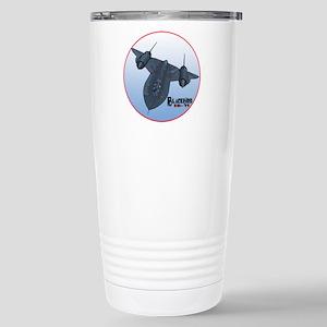 The Blackbird Stainless Steel Travel Mug
