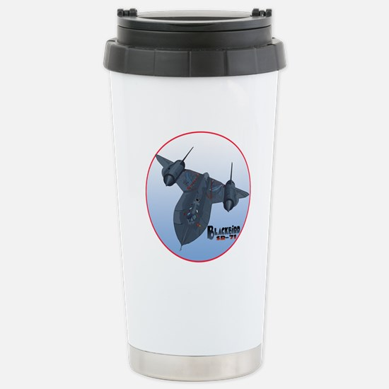 The Blackbird Stainless Steel Travel Mug