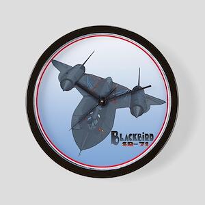 The Blackbird Wall Clock