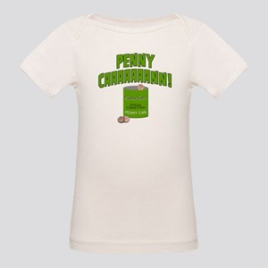 Penny Can Organic Baby T-Shirt