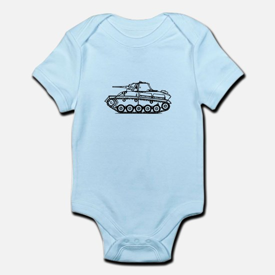 Tank Infant Bodysuit