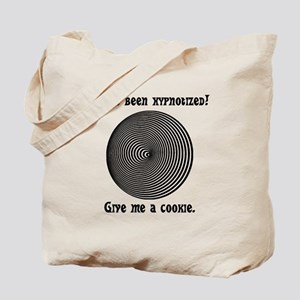 Hypnotized Cookie! Tote Bag