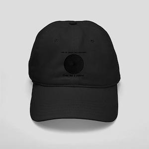 Hypnotized Cookie! Black Cap