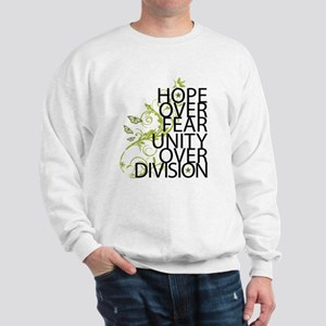 Obama Vine Half - Over Division Sweatshirt
