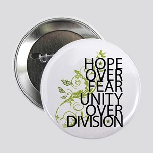 "Obama Vine Half - Over Division 2.25"" Button"