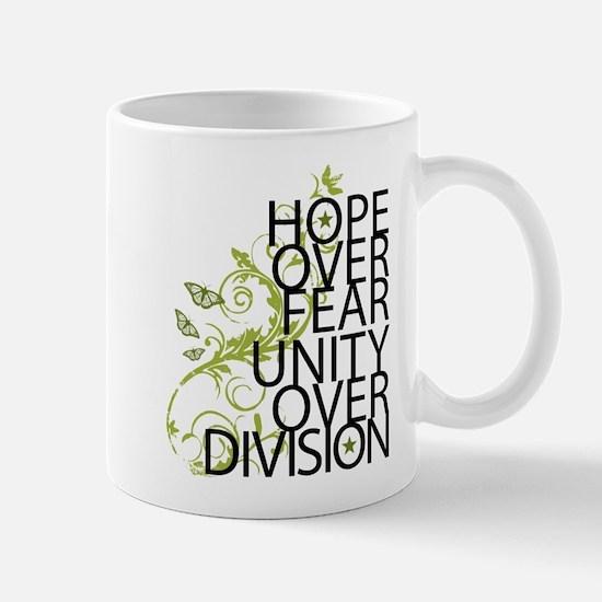 Obama Vine Half - Over Division Mug