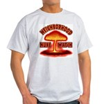 Neighborhood Nuke Watch Ash Grey T-Shirt