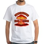 Neighborhood Nuke Watch White T-Shirt
