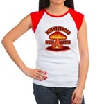 Neighborhood Nuke Watch Women's Cap Sleeve T-Shirt