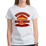 Neighborhood Nuke Watch Women's T-Shirt