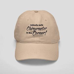Chiropractor Nobody Corner Cap