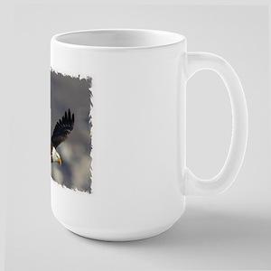 Flaps Down Large Mug